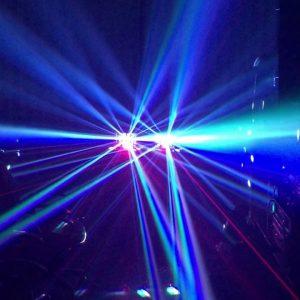 Đèn karaoke - bar - bup